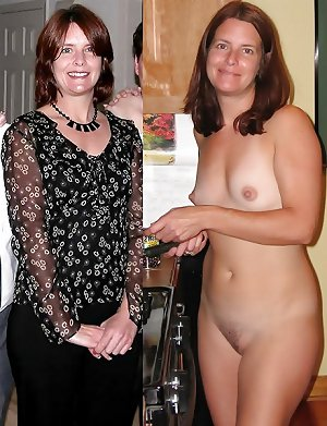 Real Wives and Girlfriends - Dressed Undressed 9
