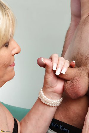 TABOO old mature mother fucked by young boy PART 3