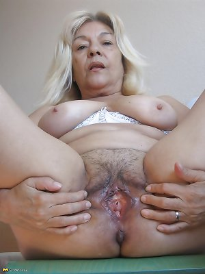 Old Granny Still Dreaming of Young Cock PART 3
